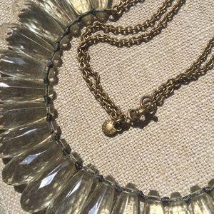 J. Crew Prism Necklace